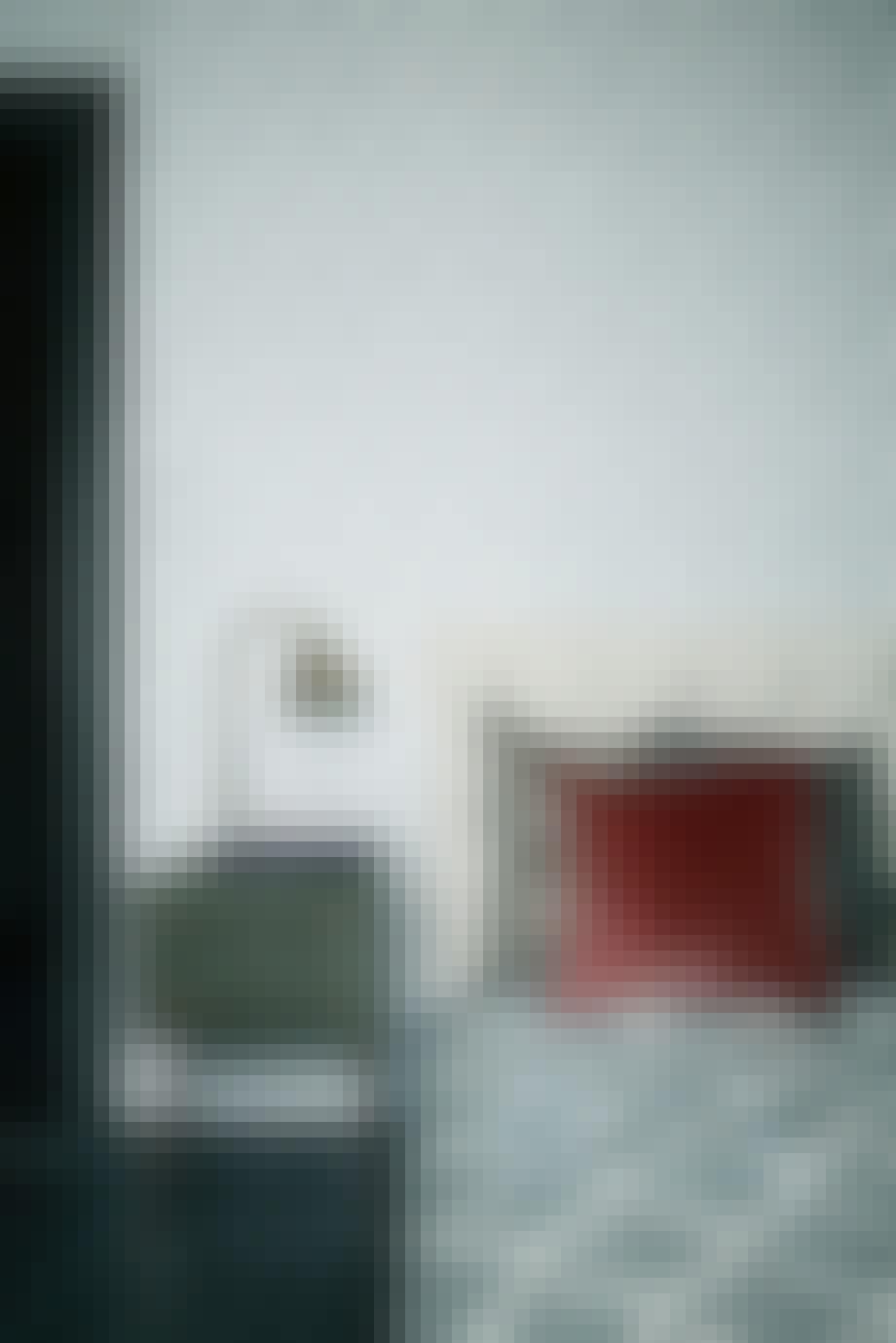 En gennemført farveskala i soveværelset