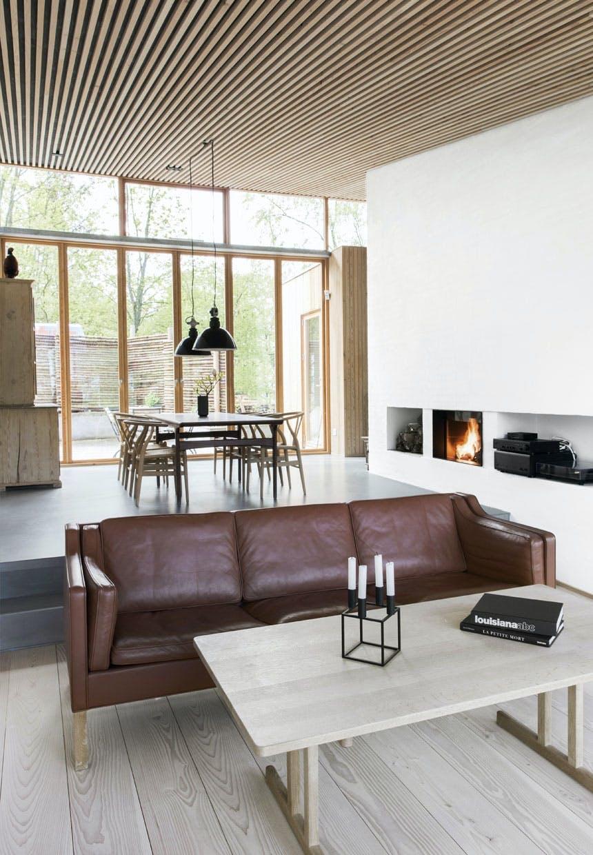 Børge Mogensen sofa og sofabord