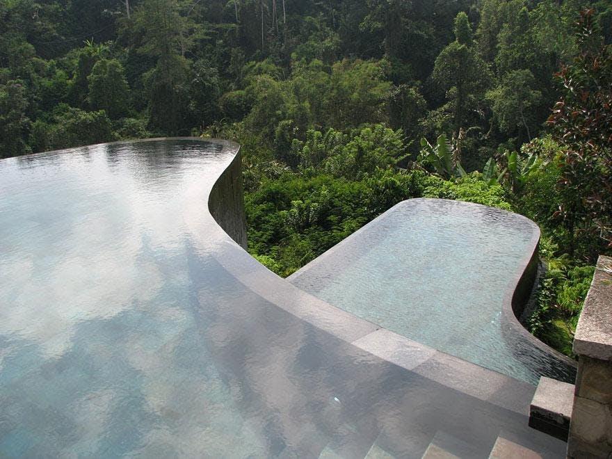 Bali for de heldige