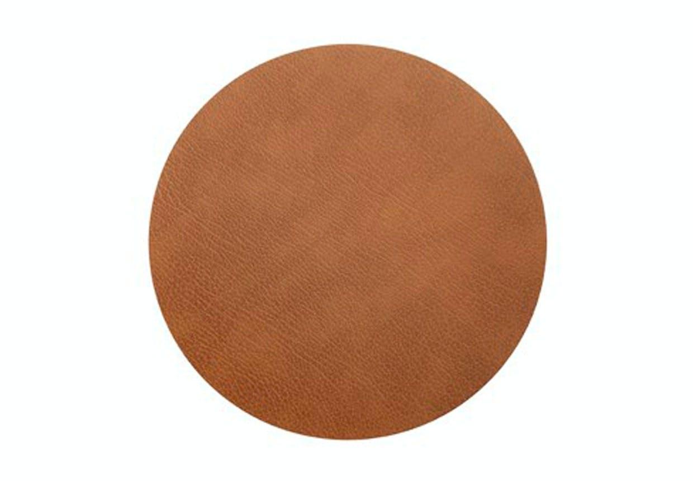 Anderledes gulvtæppe i læder