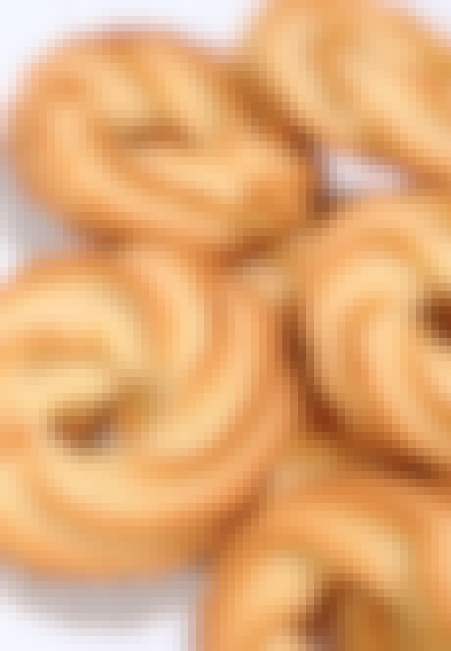 Gyldne vaniljekranse