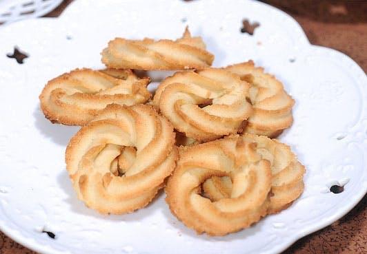 Vaniljekranse: opskrift på de klassiske gammeldags småkager.