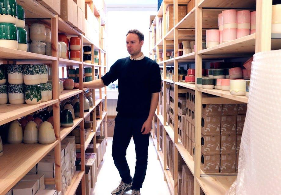 Anders Arhøj - Studio Arhoj