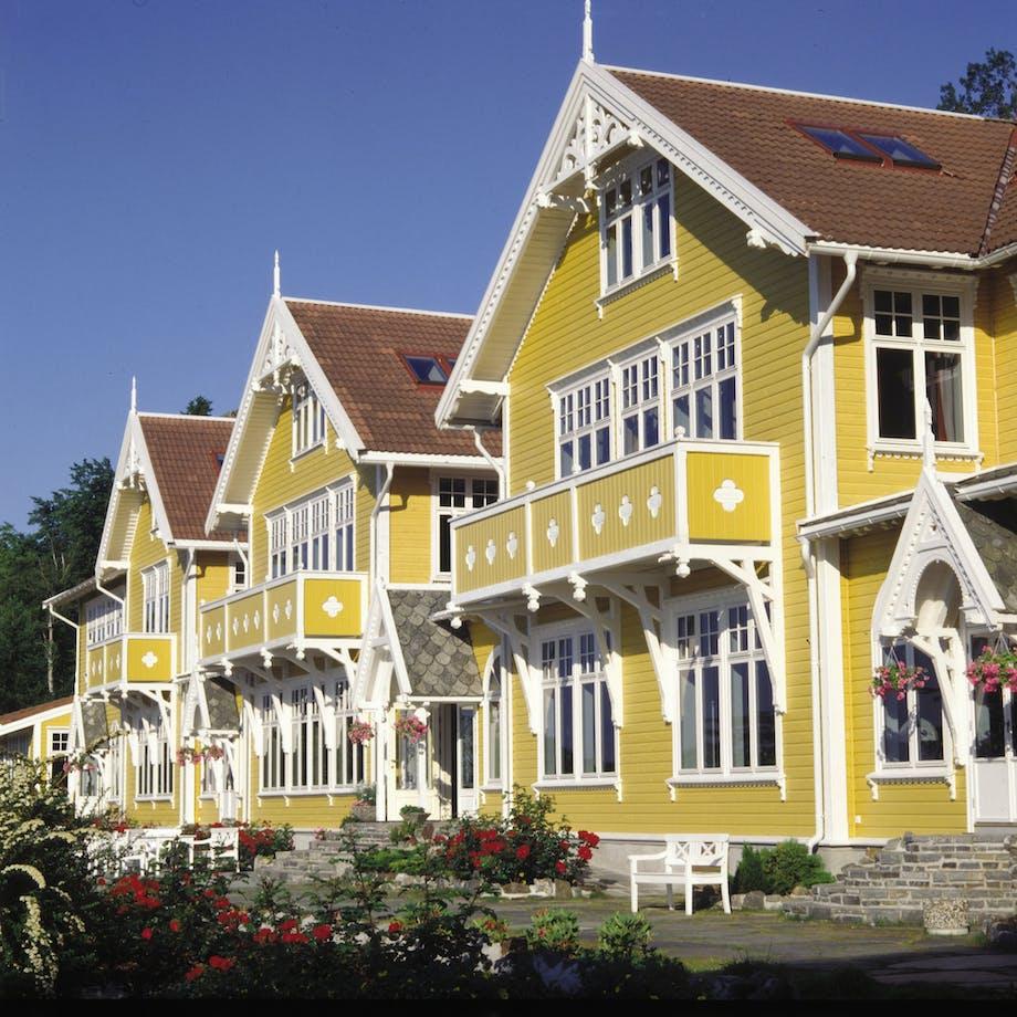 Trækplaster for rige fra Bergen