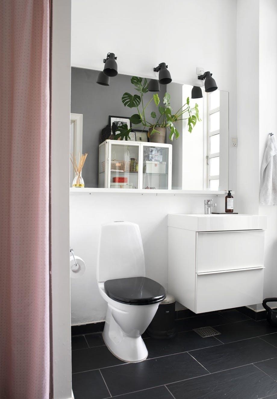 Bloggerens badeværelse