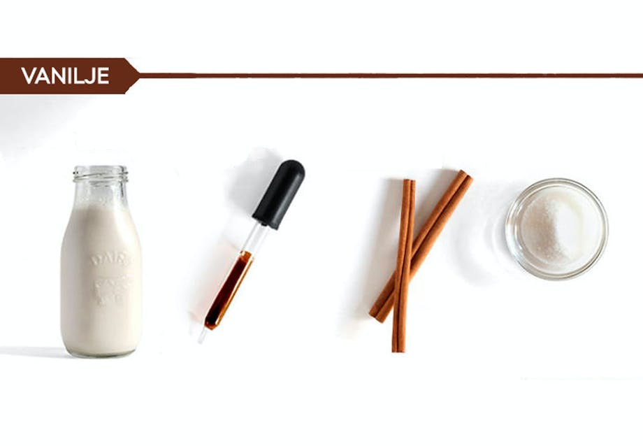 Kakao med vanilje
