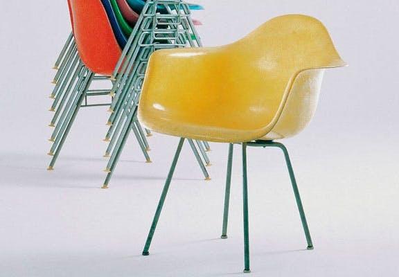 Charles & Ray Eames (Charles, 1907-1978; Ray, 1912-1988)