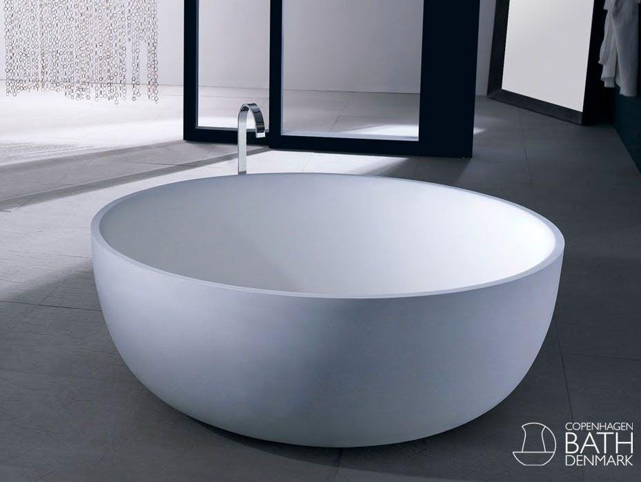 rundt badekar Badekar og spabadekar til badeværelset | bobedre.dk rundt badekar