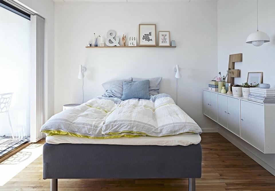opbevaring soveværelse