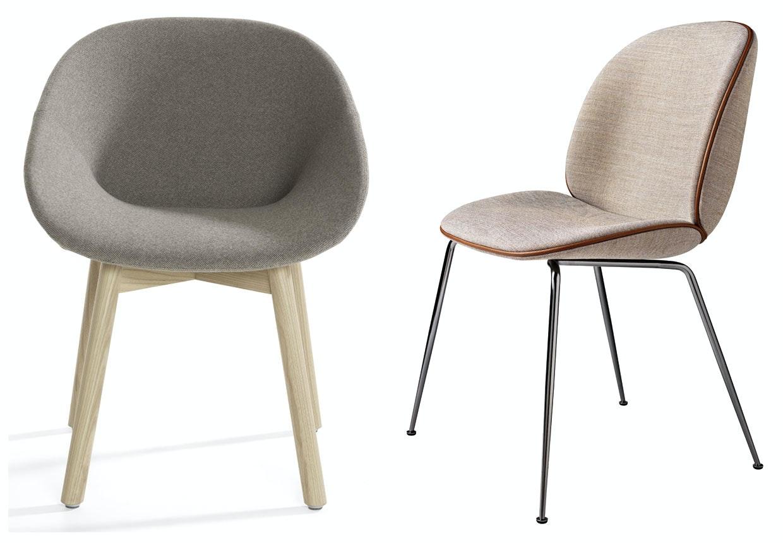 Velsete Spisebordsstole   40 smukke stole til bordet   bobedre.dk HX-39