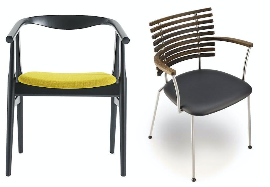 Wegners U Chair
