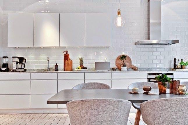 Et skandinavisk hjem
