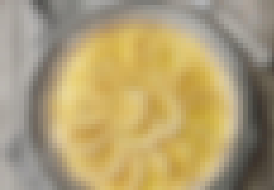 Tærte med syltede appelsiner