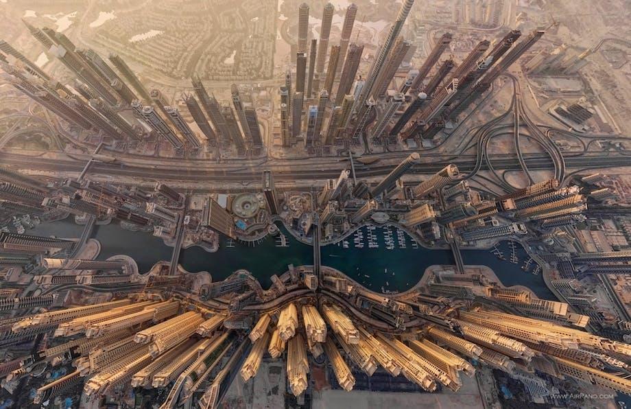 Dubai - science fiction eller en ægte by?