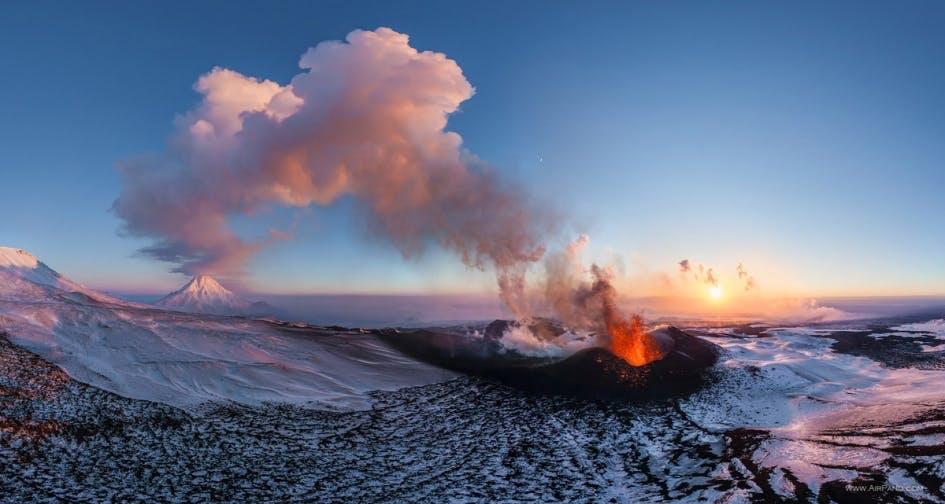 Ruslands vrede vulkan