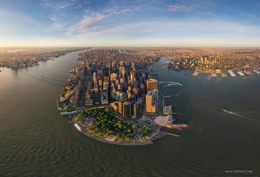 New York, New York, New York!