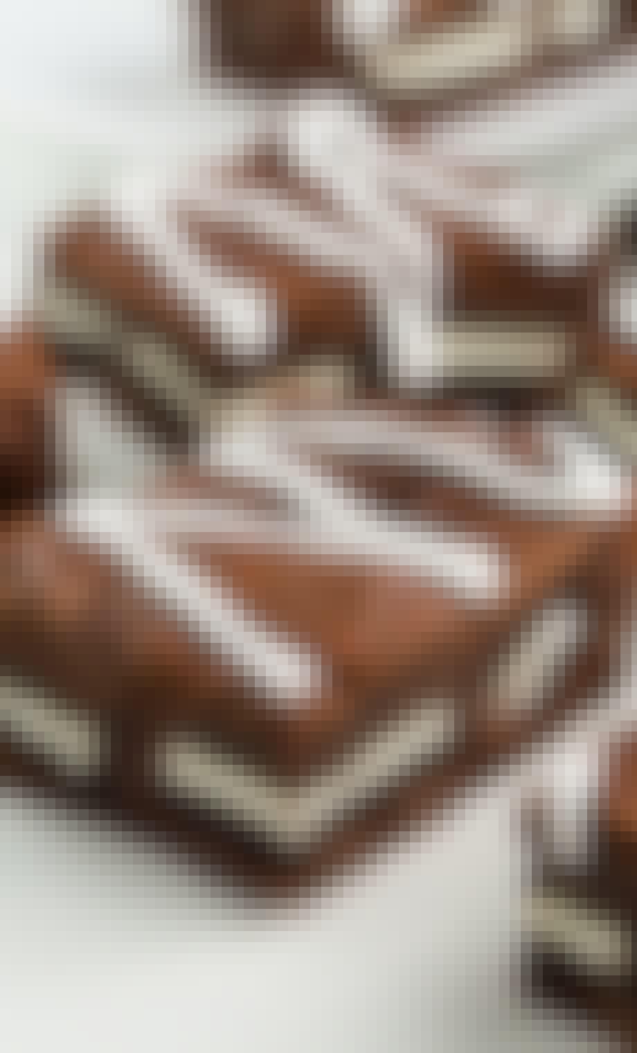Brownies pakket med Oreos