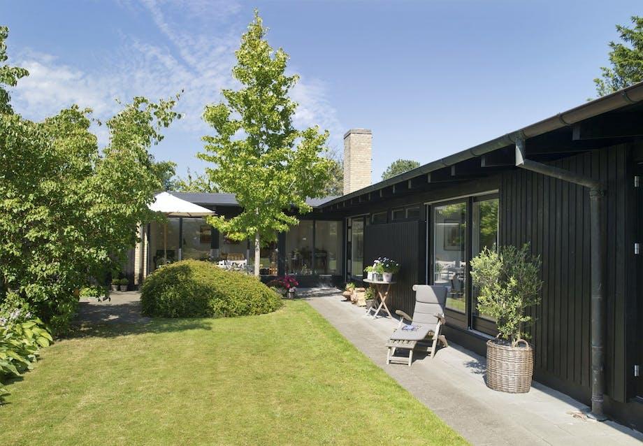 Nænsom renovering af Friis & Moltke-hus
