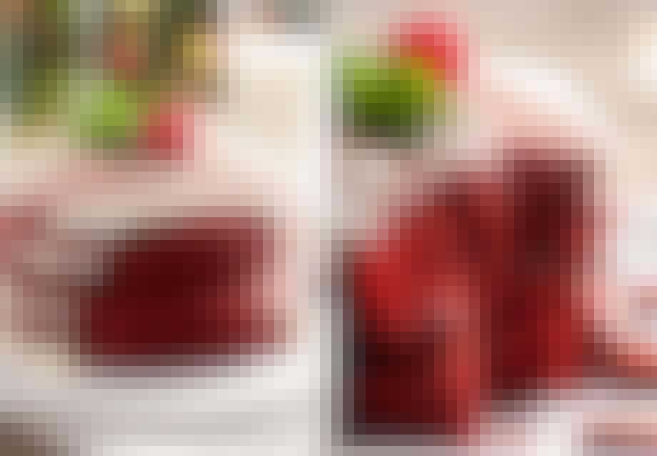 Røde fløjlspandekager