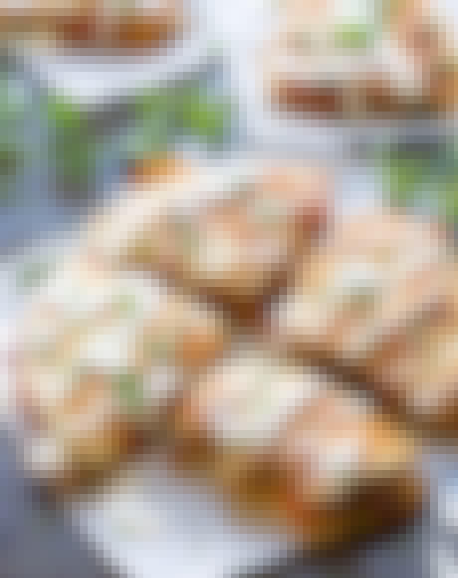 Quesadilla med Gouda ost, peberfrugt og svampe