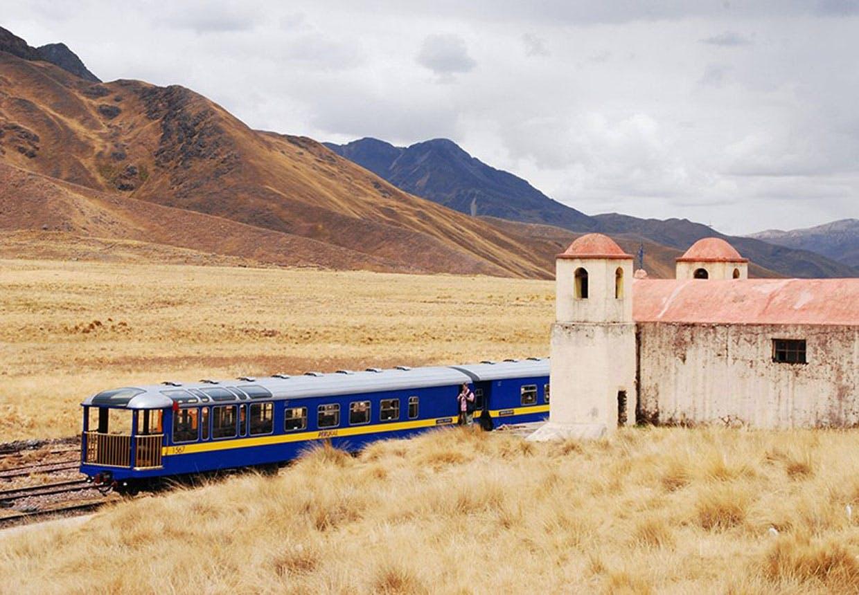 Andean Explorer i Peru