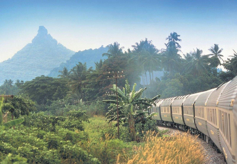 Eastern and Oriental Express i Sydøstasien