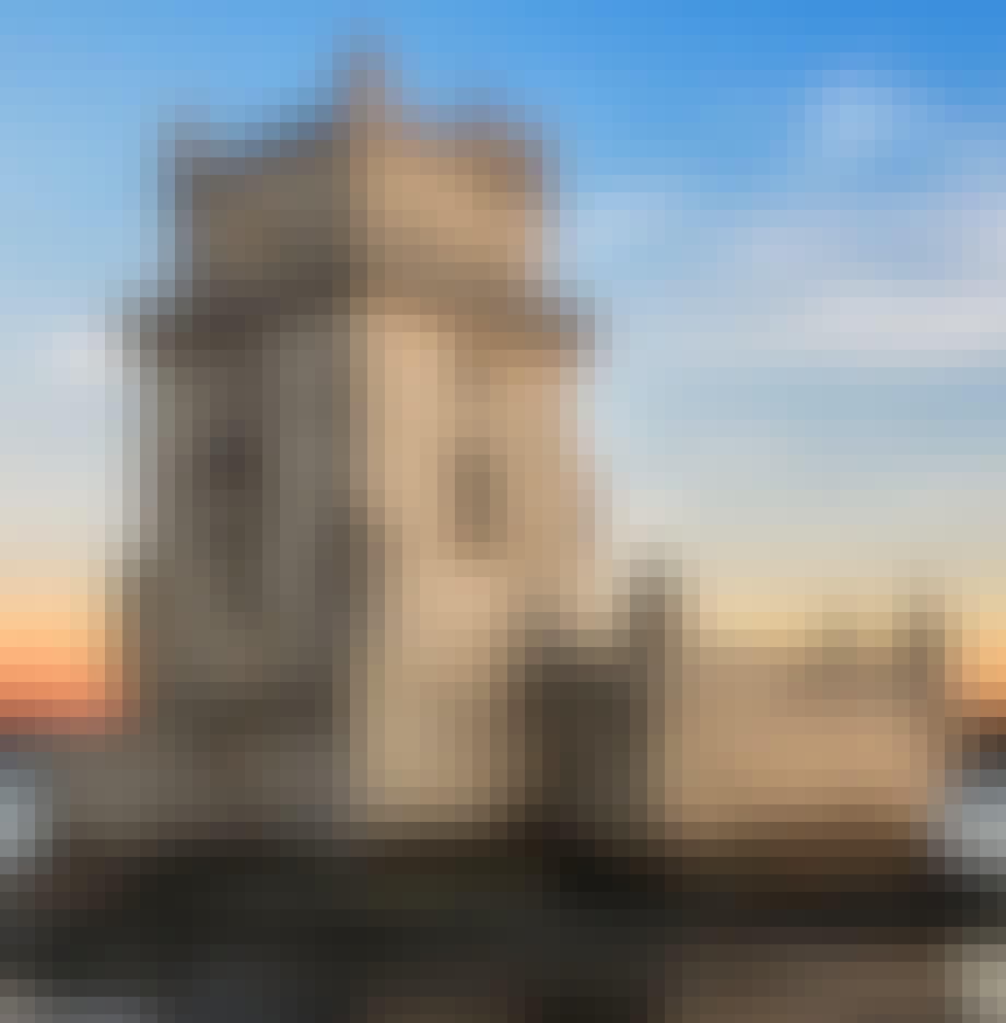 Belémtårnet, Portugal