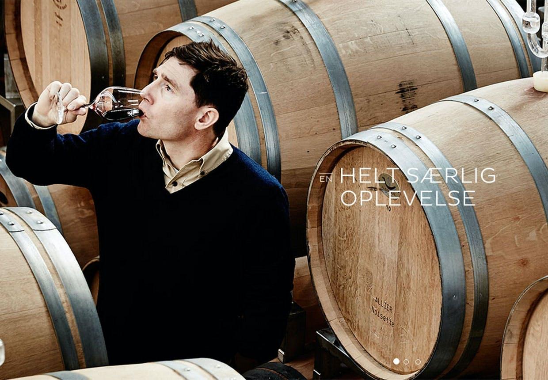 Hvad er det største i har opnået i jeres arbejde med Frederiksdal Kirsebærvin?
