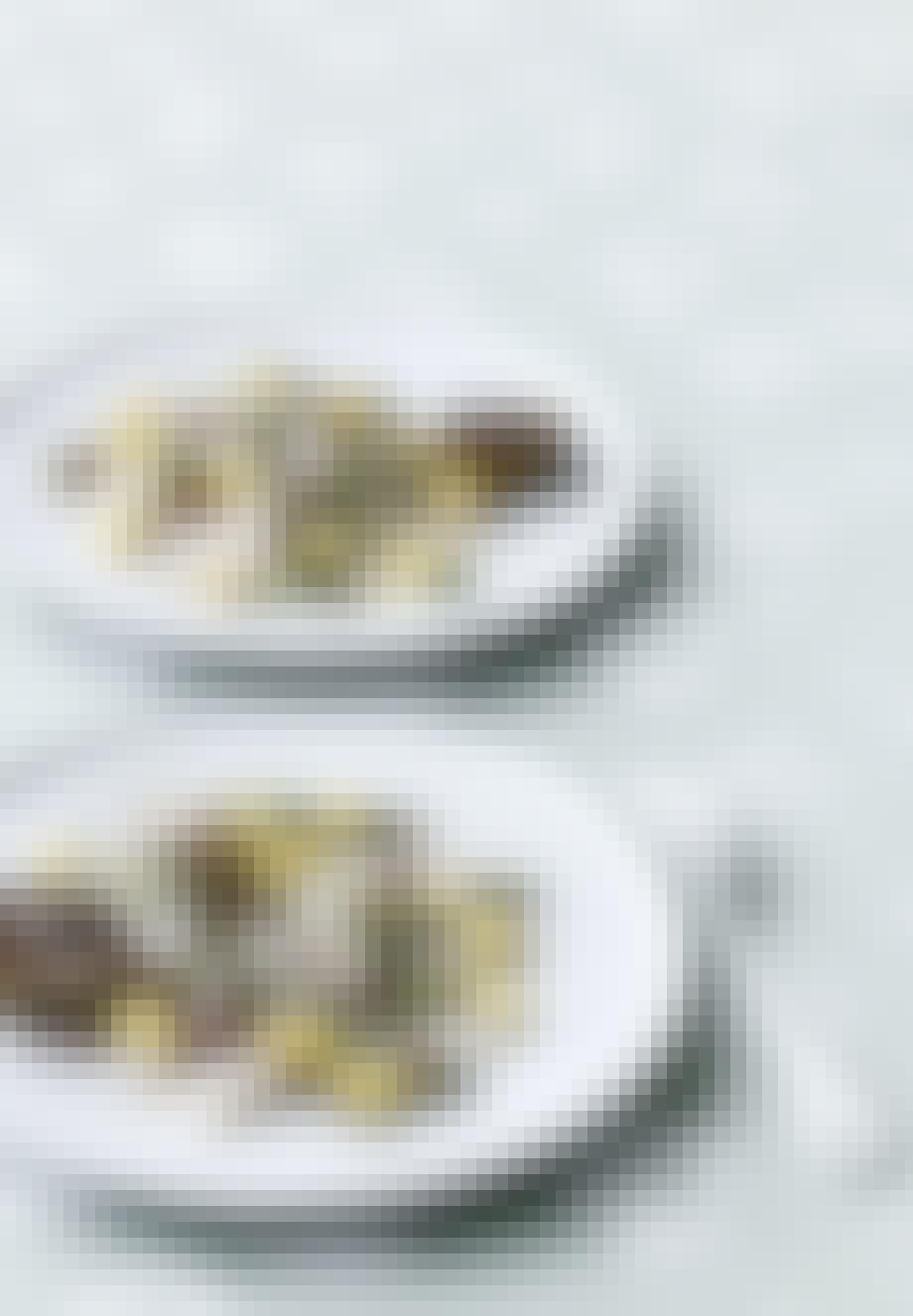 Carpaccio af sandart med lime