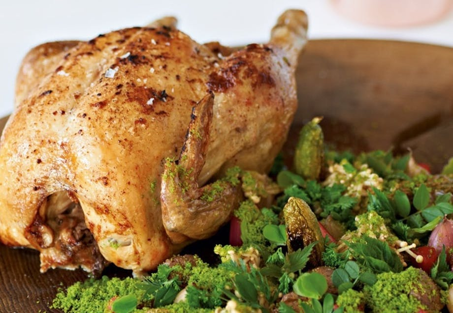 Kylling med persille