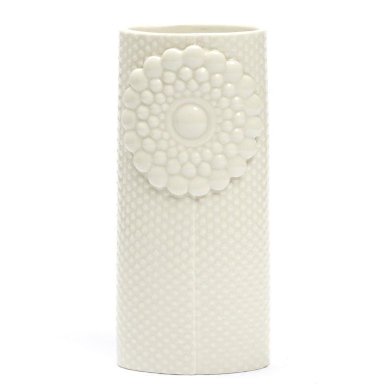 Unik porcelænsvase