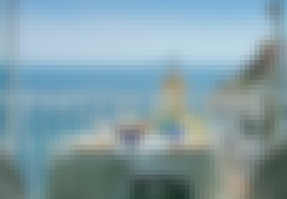 Romantik ved Middelhavet
