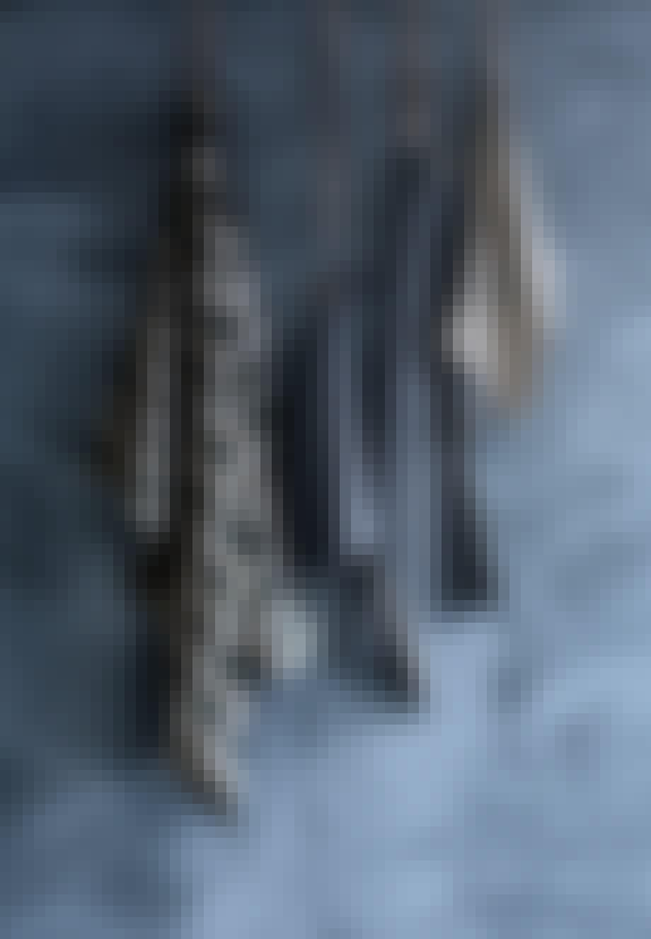 VISKESTYKKER TIL PYNT