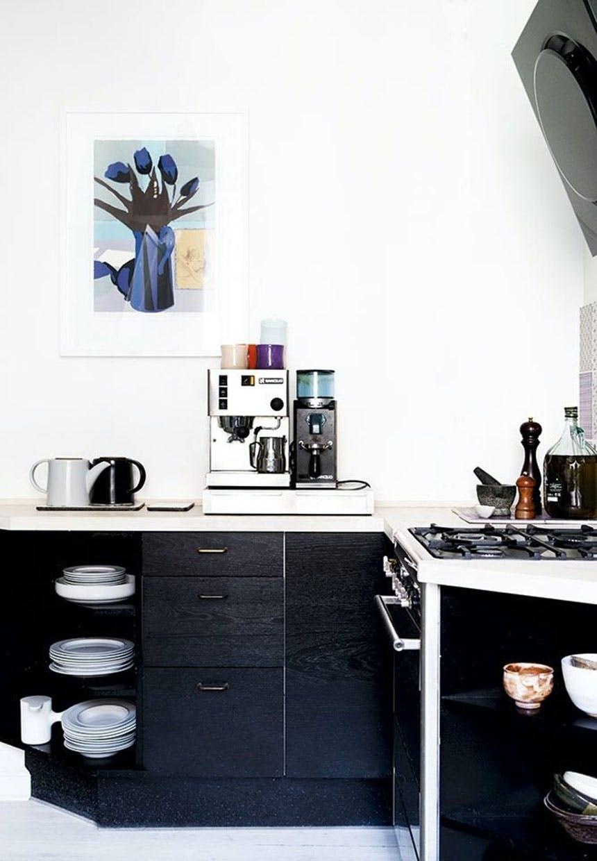 Kunst i køkkenet