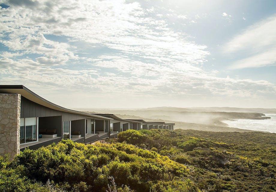 SOUTHERN OCEAN LODGE, AUSTRALIEN
