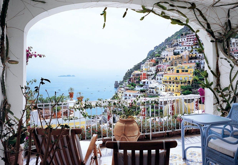 HOTEL LE SIRENUSE, ITALIEN