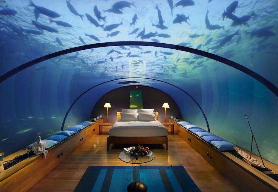 CONRAD MALDIVES HOTEL, MALDIVERNE