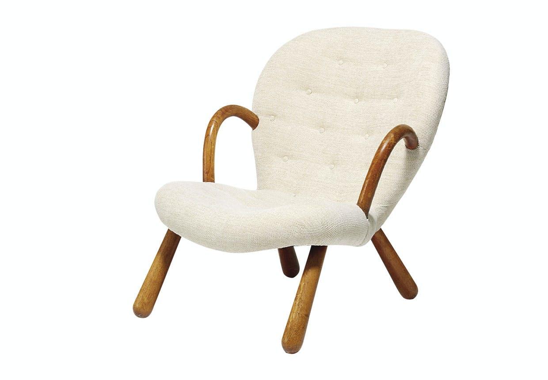 Næsten ukendt designer og stol - 150.000 kr.