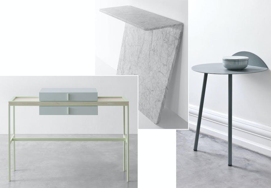 Hvad er et konsolbord?