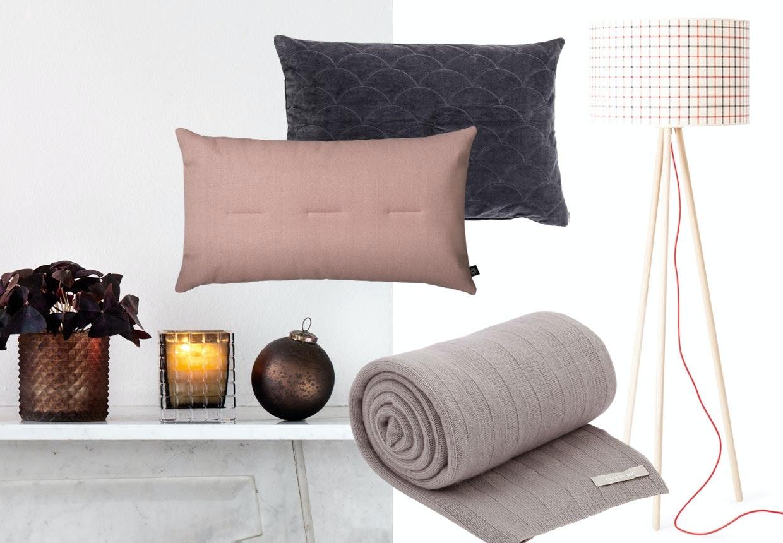 Løse tæpper danner rum i rum