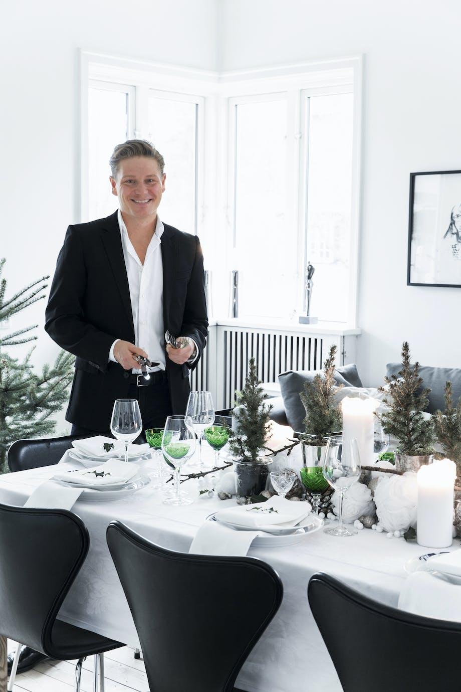Jesper Høvrings hvide jul