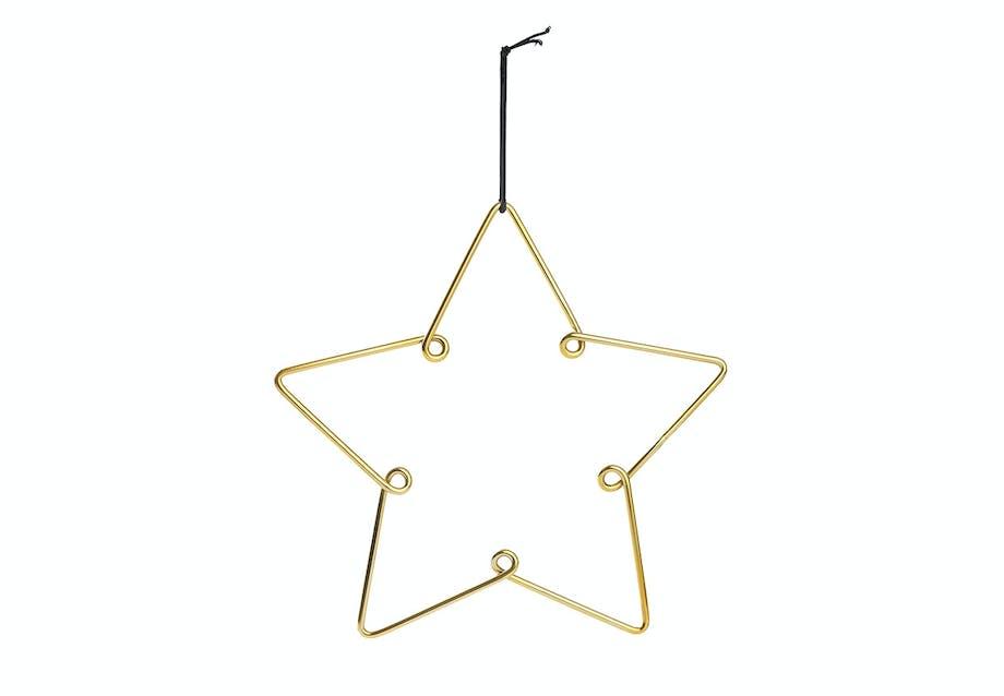 Stjerne-pynt