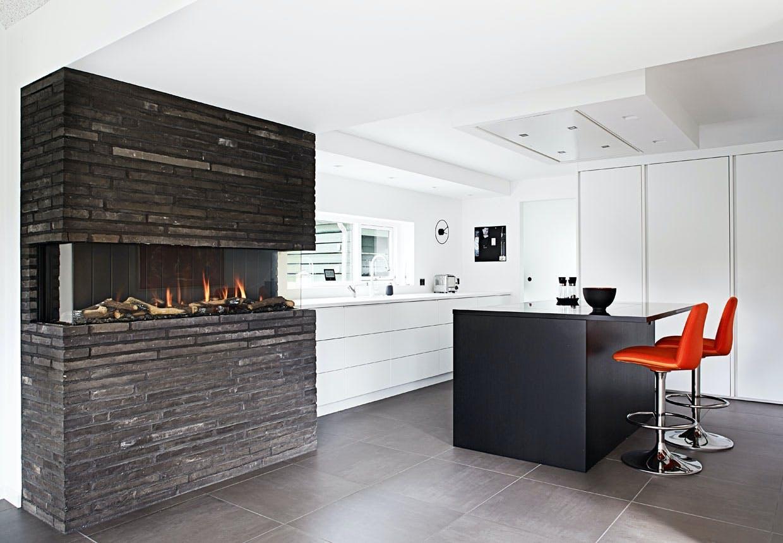 Det lyse og dejlige køkken fra Multiform...