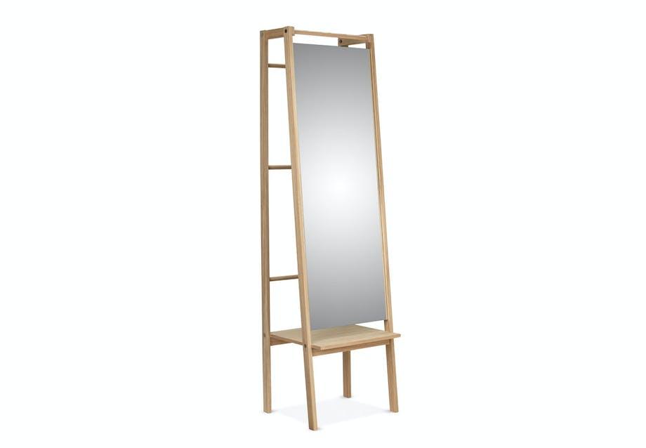 Fritstående spejl