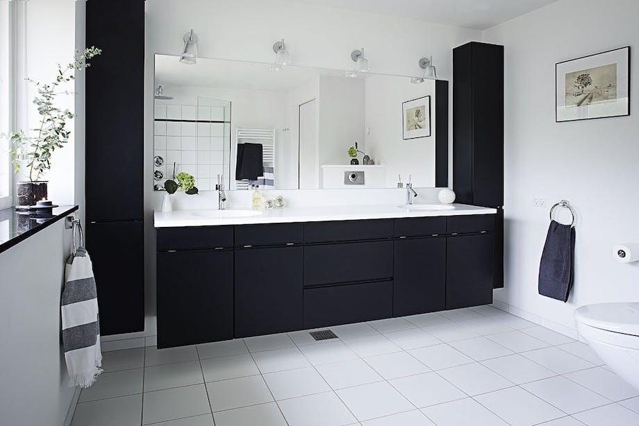 Langtidsholdbart badeværelse
