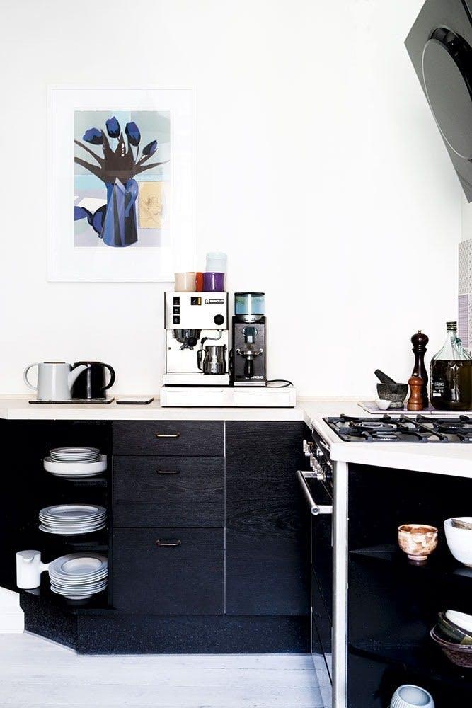 Kreativt køkken