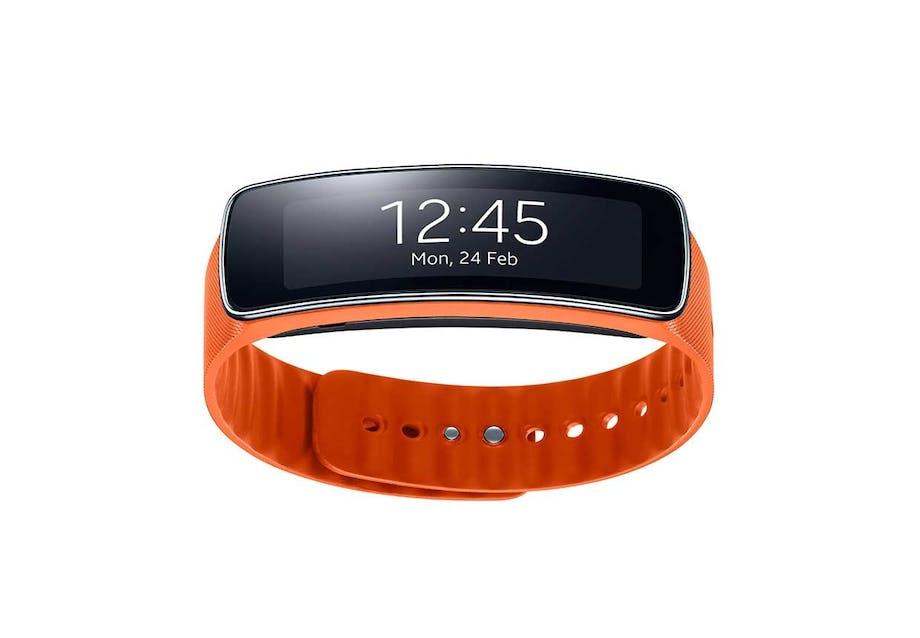 Samsung Gear Fit-armbånd