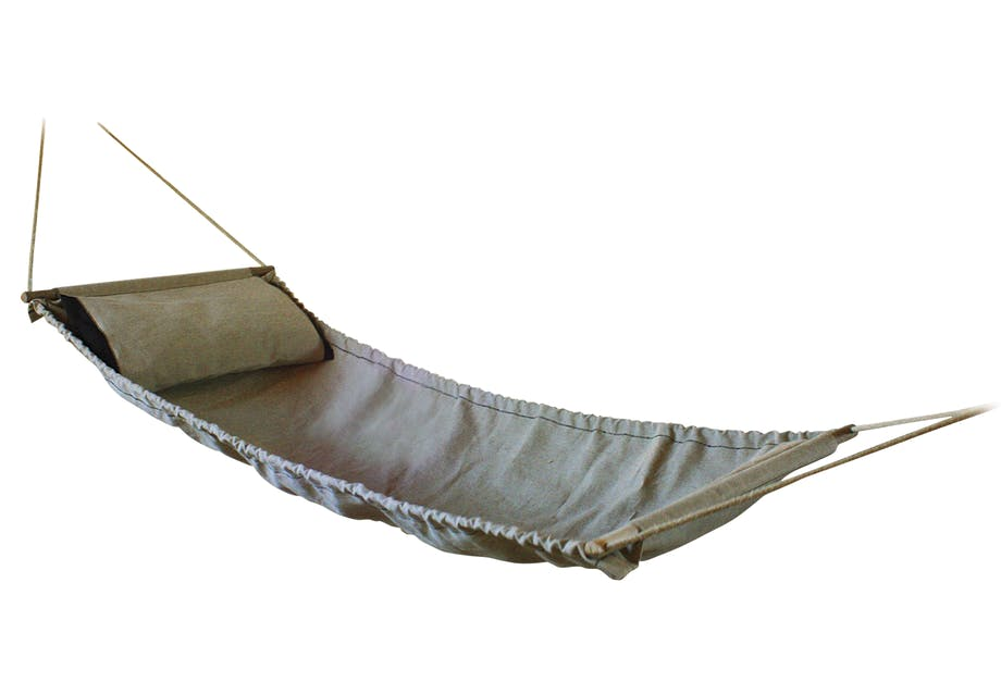 Hammock-hængekøje