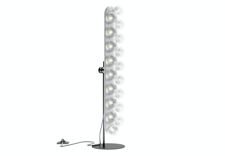 Prop Light Vertical Floor-lampe