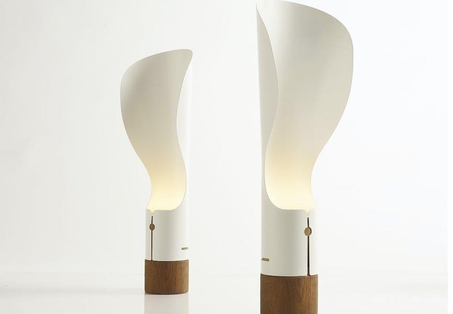 Collar Lamp bordlampe